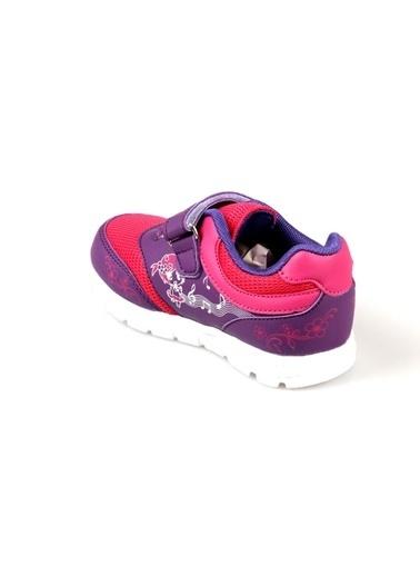Cool Kız Bebe Günlük Rahat Spor Ayakkabı Mor